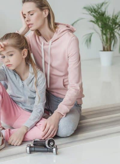 10 Ways Single Moms Can Prevent Mommy Burnout