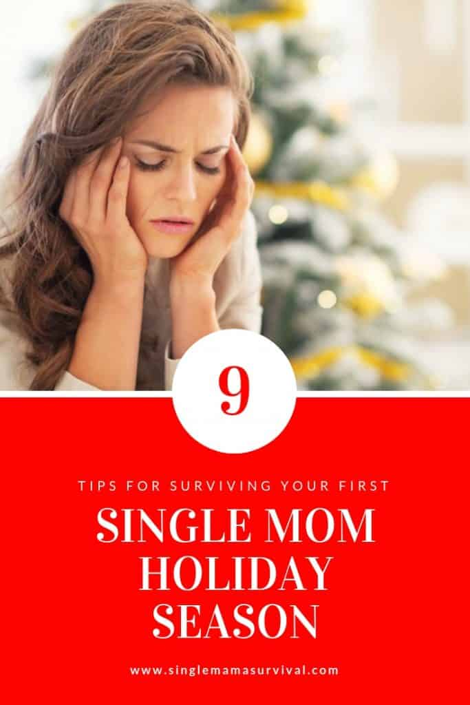 tips on being a single mom